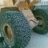 金天山装载机轮胎保护连链