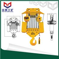 供应30吨12回链环链电动葫芦 山东电动葫芦