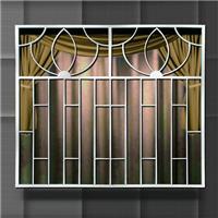 金刚网防护窗/防护窗?优固HC-YG-002