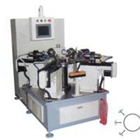 自行车生产加工设备 轮圈高速五头钻孔机