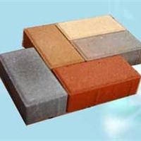 供应广州透水砖环保彩砖人行道彩砖