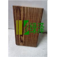 碳化南方松地板|炭化木地板|炭化木厂家