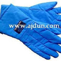 供应防液氮手套38cm 超低温防护手套