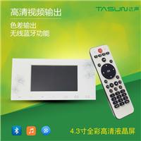 供应智能背景音乐系统控制器 蓝牙视频输出