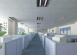 塘下商业办公室集成吊顶工程安装|装潢设计