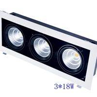 供应3头 3X10W 30W LED豆胆灯