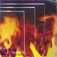 硼硅单片防火玻璃