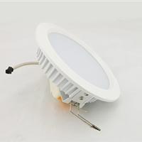 供应15WLED筒灯三星灯珠5寸嵌入式灯具