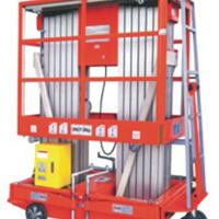 供应双柱式双人升降机/电动液压升降机