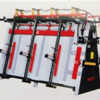 MH480A-2双工位液压式门窗组合机