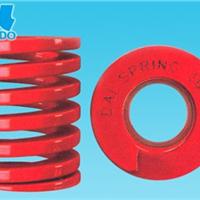供应大同DM40*50大同弹簧,红色弹簧