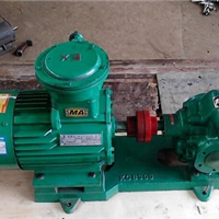 供应河北泊头KCB-200齿轮泵