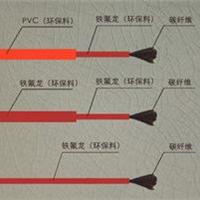 供应硅胶f远外红电热线采用东丽碳纤维