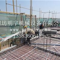 山东新科技FS建筑保温外模板设备品牌厂家