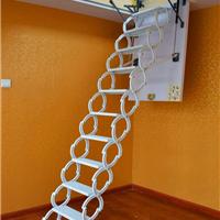 供应阁楼楼梯价格 时代阁楼伸缩楼梯厂家