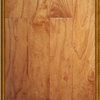 供应实木复合无醛地热地板 JXW14-01