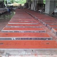 专业供应水泥镀锌铁板包边盖板,水沟盖板