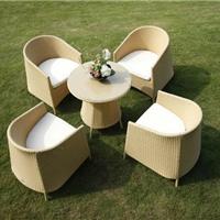 休闲家具,户外桌椅,户外藤编椅