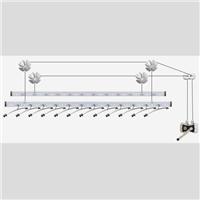不锈钢栏杆/升降晾衣架JJ-LSJ-009