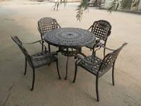 供威海休闲家具青岛金属家具大连户外桌椅
