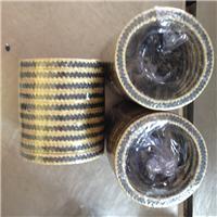芳纶盘根填料环,芳纶黑四氟交织盘根