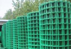 供应PVC绿色包塑涂塑浸塑荷兰网荷兰网批发