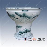 供应陶瓷大缸 陶瓷鱼缸 装饰陶瓷大缸 定做装饰大缸