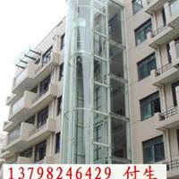 坂田旧楼加装电梯井道 平湖观光电梯钢结构