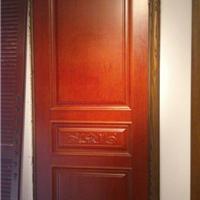 奢华 实木套装门