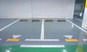供应大连交通设施停车场规划小区划线