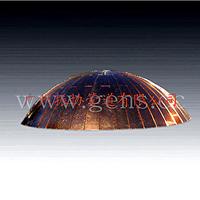 供应纯铜瓦片 金属瓦片 防腐蚀防变色瓦片