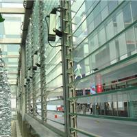 供应厦门大布同户外遮阳翻板百叶 玻璃百叶 品牌电机