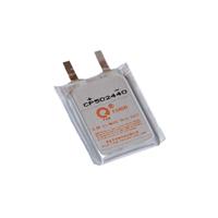 城市智能交通ETC优选CP502440软包3.0v电池