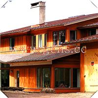 别墅铜天沟系统