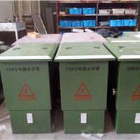 温州厂家直销DFW-10KV 户外高压电缆分支箱