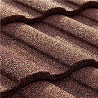 供应 钢质彩石瓦(罗马瓦)
