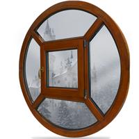 供应欧式铝包木、实木门窗
