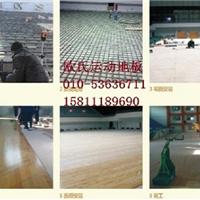 供应篮球场地板 体育木地板专业厂家