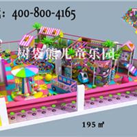 大型儿童乐园淘气堡儿童游乐园设备平顶山