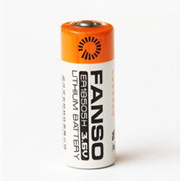 3.6v耐高温热能表ER18505H优选孚安特电池