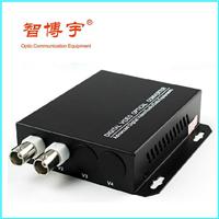 智博宇光端机 2路视频光端机 光端机价格