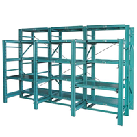 供应模具货架 半开抽屉式模具架 重型模具架