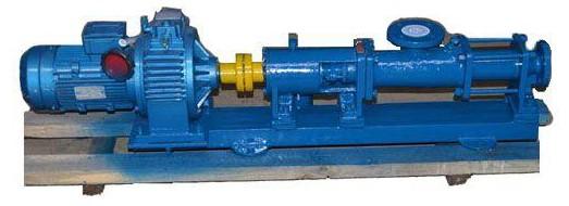 供应无极调速螺杆泵G型螺杆泵系列