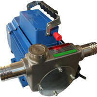 供应油泵 不锈钢两相防爆电动油泵DYB-80型