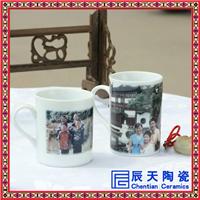 供应陶瓷茶杯订做 青花瓷礼品茶杯