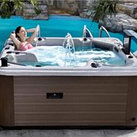 尚雷仕方形SPA浴缸