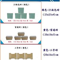 宁夏银川道砖厂(优质盲道砖)