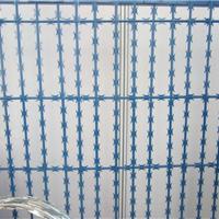 供应看守所刺绳护栏网,围墙刺绳网