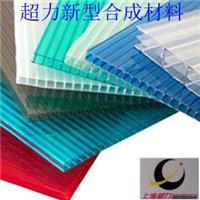 吉布森阳光板UV抗紫外线涂层超力阳光板