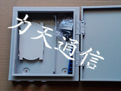 供应12芯光纤配线箱、壁挂式12芯光纤箱